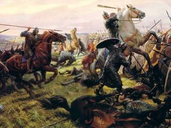 *Updated* Harold Godwinson versus William, Duke of Normandy - The Battle of Hastings