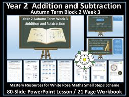 Addition and Subtraction: Year 2 - Autumn Term - White Rose Maths