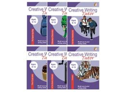 Creative Writing Tutor COMPLETE SERIES (9-14 years)