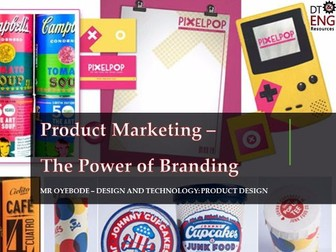Product Marketing – The Power of Branding