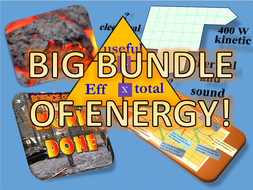 A BIG BUNDLE OF ENERGY AND EFFICIENCY!