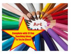 30 examples of art powerpoint presentation 31 teaching ideas to