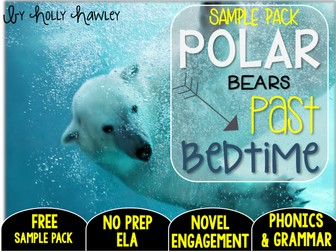 Polar Bears Past Bedtime NO PREP (ELA) SAMPLE