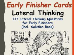 Early Finisher Cards (Lateral Thinking)