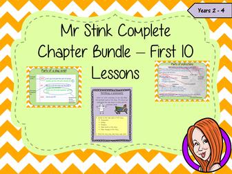 Mr Stink First 10 Lessons Bundle