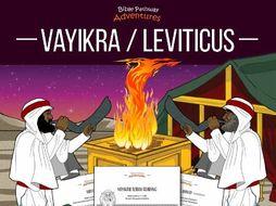 Vayikra | Leviticus: Torah Portion Activity Book