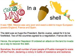 Cinco de Mayo- In a Nutshell