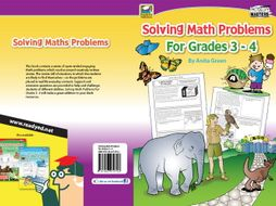 Solving Math Problems For Grades 3 - 4: US
