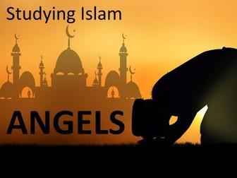 ANGELS - Islam AQA