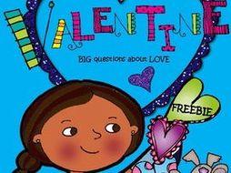 FreebieFreebie Valentine - BIG questions about LOVE