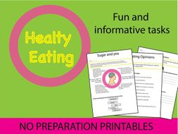 Healthy Eating - with no planning!