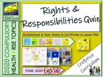 Rights & Responsibilities Quiz
