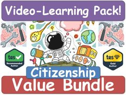 Citizenship! Citizenship! Citizenship! [Video Learning Pack]