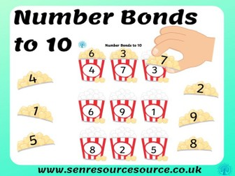 Number bond to 10