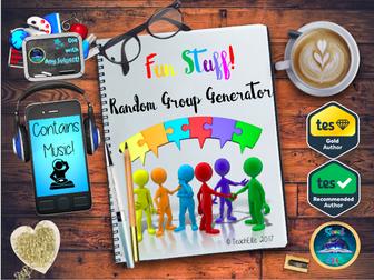 Transition:  Random Group Generator