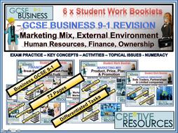 GCSE Business 9-1 Revision
