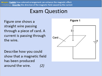 GCSE Physics: Current and Fields