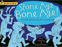 Stone Age Bone Age Guided Reading Pack Year 3