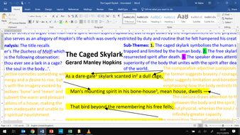The-Caged-Skylark---Annotated.docx