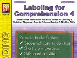 Labeling for Comprehension (Reading Level 4)