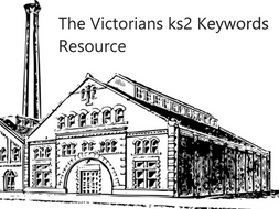 The Victorians ks2 Keywords Resource