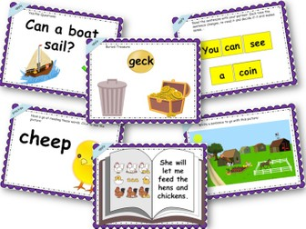 Phonics Powerpoint, Phase 3, Week 8 (her+revision)