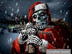The Christmas Horror Story – Creative Writing