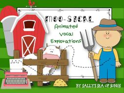 Moosical Vocal Explorations and Worksheets