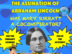 Mary Surratt: Was she involved in the Assassination of Abraham Lincoln?
