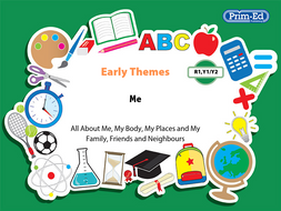EARLY THEMES: ME - WHOLE EBOOK