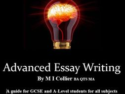Argumentative Essay Topics For High School Advanced Essay Writing From Gcse To Alevel And Beyond For Students And  Teachers Persuasive Essay Thesis Statement also What Is An Essay Thesis Advanced Essay Writing From Gcse To Alevel And Beyond For Students  Example Of A College Essay Paper