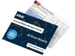 A Level Maths Revision Cards - Maths Made Easy