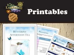 Cooking & Presenting: Afternoon Tea