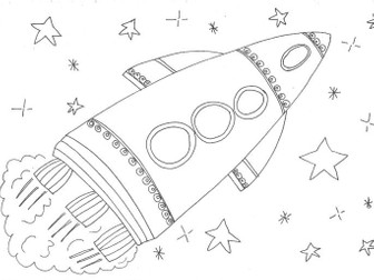 Space: Rocket