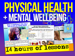Physical  Health + Mental Wellbeing