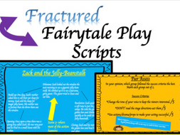 Playscripts Year 4