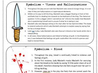 Macbeth - Symbolism