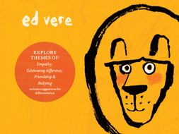 EYFS & KS1 literacy resources for Ed Vere's 'How to be a Lion'