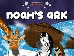 Noah's Ark Activity Book & Lesson Plans for Beginners