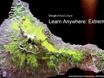 Extreme Planet: Learn Anywhere #googlearts