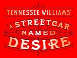 A Streetcar Named Desire Scene 3