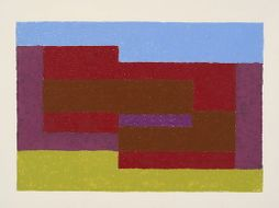 Josef Albers in quotes, on painting, color, Bauhaus & his life - free resource, American art history