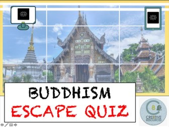 Buddhism RE Quiz