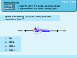 forces in balance newton s first law newton s 1st law by