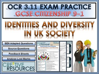 Identity and Diversity in the UK - Citizenship