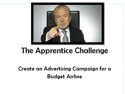 Apprentice Task - Creating a new budget airline