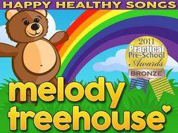 Happy Healthy Songs (Full Album)