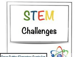 STEM Challenges - Year Bundle
