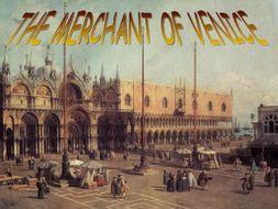 The Merchant Of Venice Act by Act summary GCSE Literature