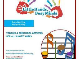 End of the Year - Preschool Songs